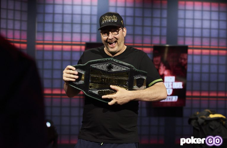 Obtaining a Tight Image the Important to Phil Hellmuth's Good results (Op-Ed)