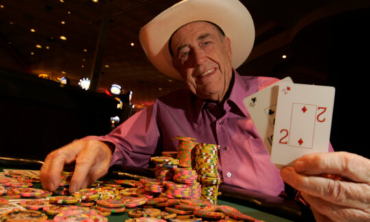 Four Greatest Poker Players of All Time