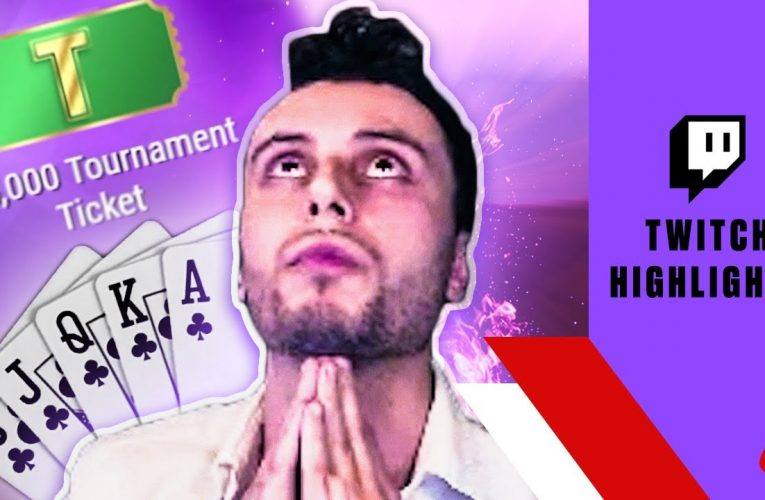 The Rise and Fall of Pyeface in the $25K Tournament ♠️ WCOOP Highlights ♠️ PokerStars
